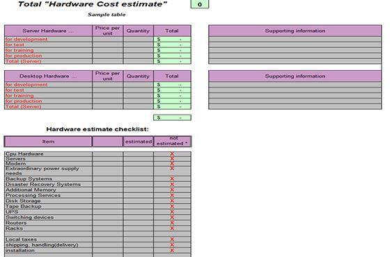 control de gastos en obras excel