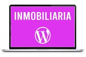 WordPress para Inmobiliaria