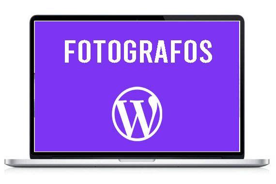 plantilla para fotografos wordpress